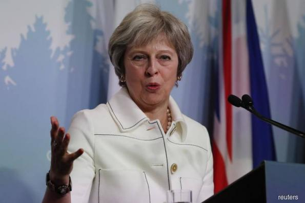UK PM May says focused on Dec 11 Brexit vote, not alternatives