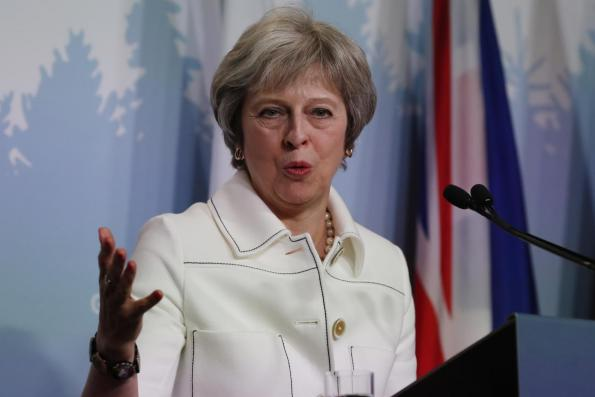 UK's May faces party no-confidence vote, says Brexit is at stake