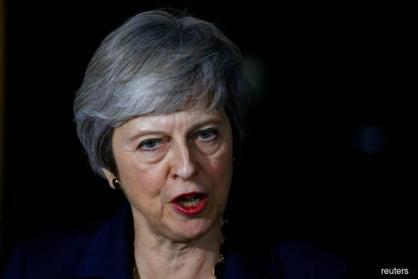 No resignation threats during PM May's cabinet meeting - UK official