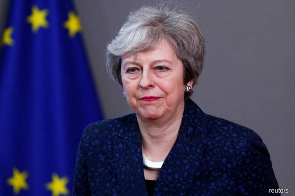 UK's May approaches number of Labour MPs for amendment to withdrawal motion- The Sun