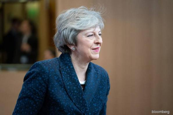 May seeks EU help on Brexit as ministers revolt over no-deal