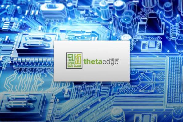 Theta Edge down 17% on 1QFY17 losses