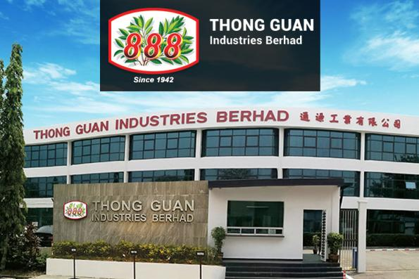 Thong Guan 1Q net profit down 35% due to margin compression