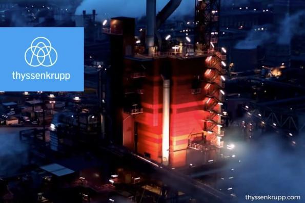 Thyssenkrupp fills leadership roles as spin-off plan confirmed