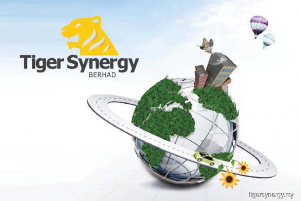 Shares of Tiger Synergy suspended pending material announcement