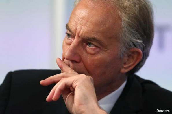 Britain and EU should prepare for second Brexit referendum - Blair