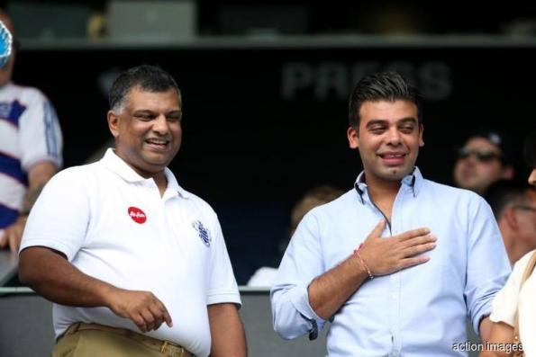 QPR: Amit Bhatia named chairman as Tony Fernandes & Ruben Gnanalingam step down