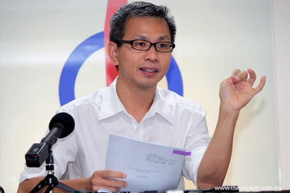 Why has Putrajaya not claimed the US$1 billion 1MDB's stolen assets seized by US DOJ?, asks DAP's Pua