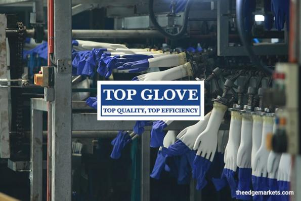 Top Glove upgraded to add at CIMB