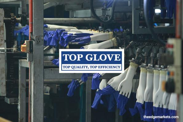 Top Glove tops Bursa gainers after EPF, KWAP ups stake