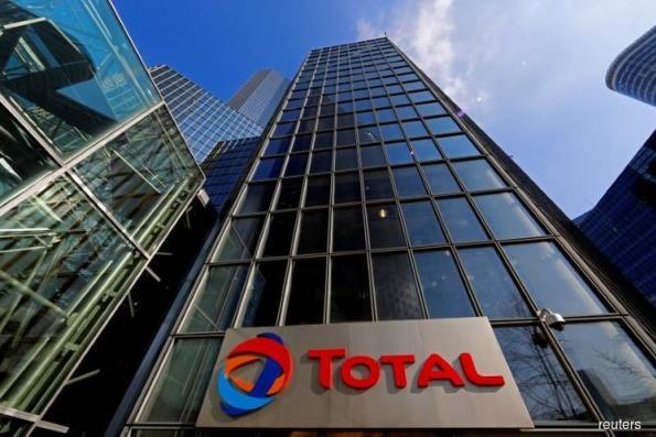 France's Total prepares sale of US$1.5 bil of UK North Sea fields