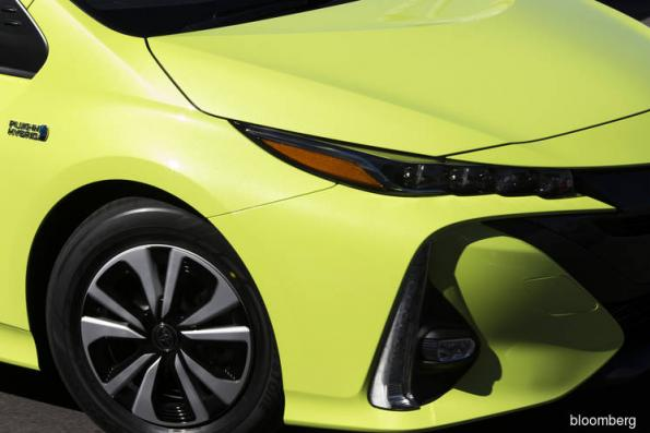 Toyota Is Said Ready to Share Hybrid-Car Secrets With China