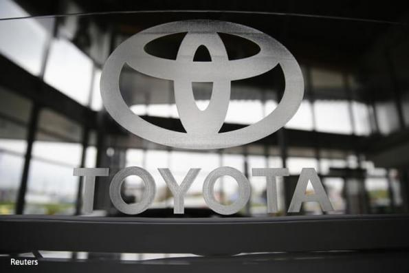 Toyota lifts full-year profit forecast on weaker yen