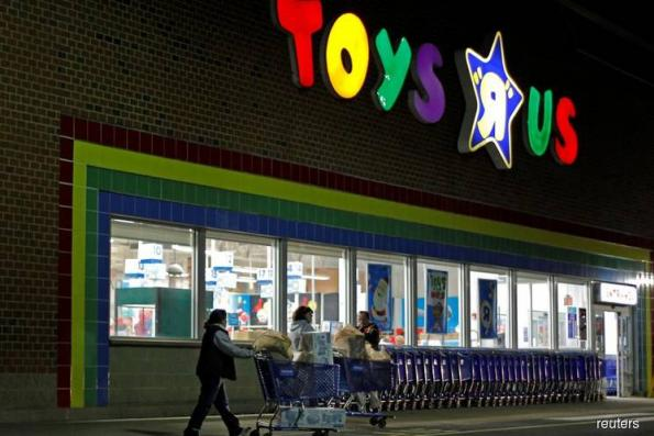 Toys 'R' Us is said to explore options for US$2 bil Asian unit