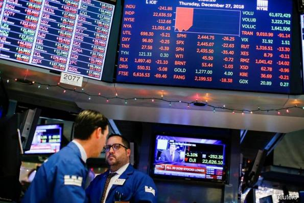 Dow, S&P 500 turn positive late in session
