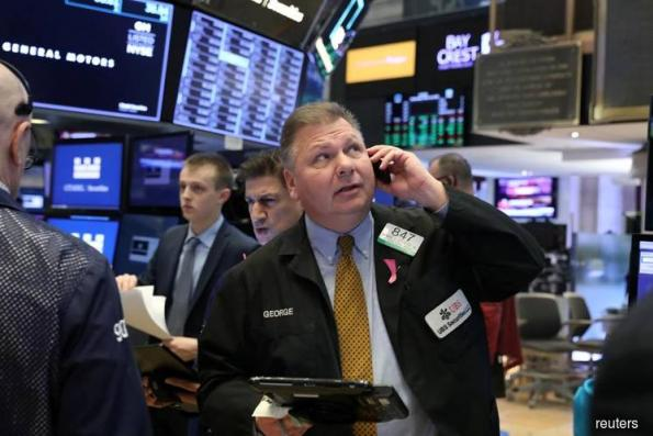 S&P 500 eases amid U.S.-China trade uncertainty