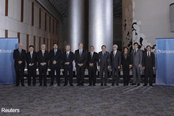 Faint corporate praise for TPP as winners, losers sought