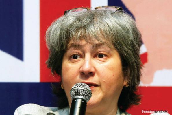 UK supports repatriation of money stolen from 1MDB