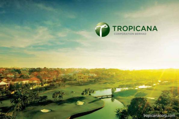 Tropicana 3Q net profit up 2%, declares 2 sen dividend