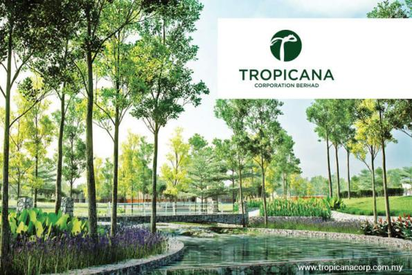 Tropicana's 1Q net profit surges 71% on cost savings, advanced progress of projects