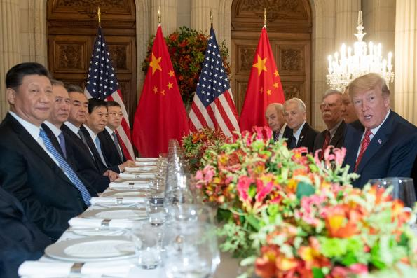 Trump, Xi agree to temporary truce in bid to contain trade war