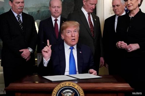 Trump's US$500 bil trade threat makes China's already battered investors shiver