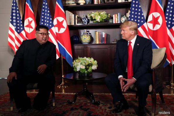 Trump's N Korea summit falls short