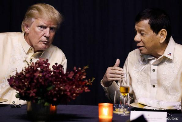 Trump's 'America First' rings in Asian ears
