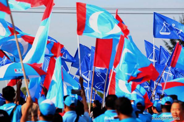 Run-Up to GE14: Of backflows and tsunamis in GE14