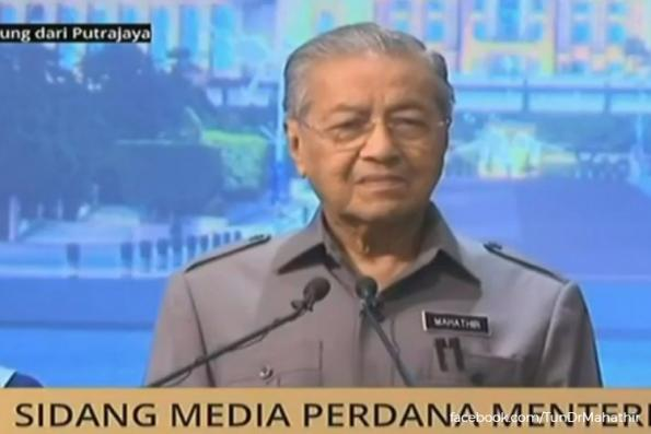 Malaysia has yet to request Sirul's extradition, says Dr Mahathir