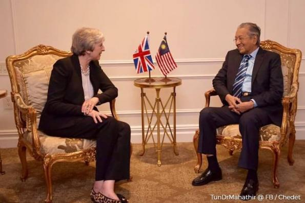 Malaysia garners UK's interest to invest