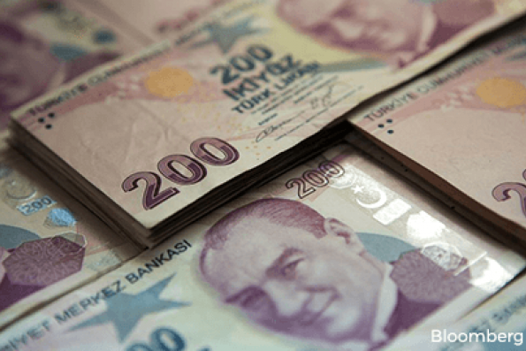 US dollar weakness lends Turkish lira support, EM stocks rise