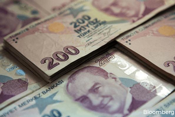 Lira falls 1% as emerging markets feel pre-Fed heat