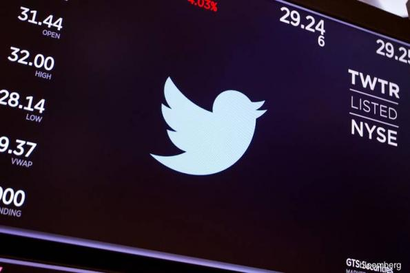 Twitter surges most in eight months as sales blow past forecast