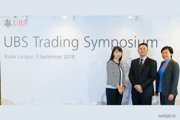 Experts share leading trends at UBS trading symposium