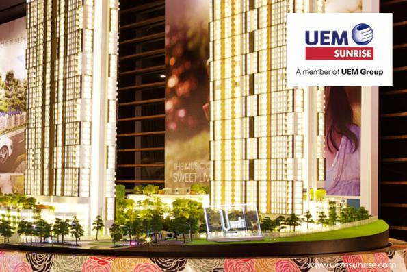 UEM Sunrise sees lower sales of RM1.2b in 2017