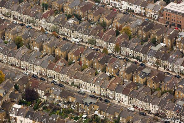 Londoners have been losing 40% of their salaries to rent