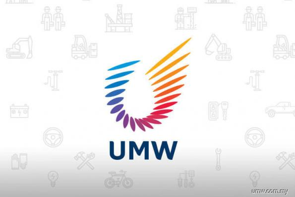 RHB Research upgrades UMW to 'buy' on expected improved 3Q results