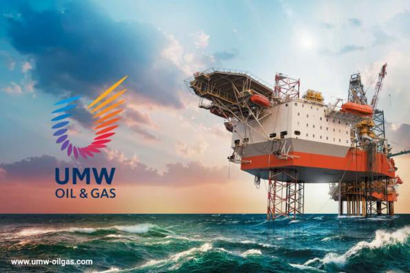 UMW Oil & Gas rights shares top Bursa active list