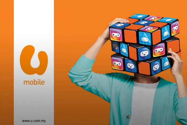 U Mobile terminating network sharing with Maxis