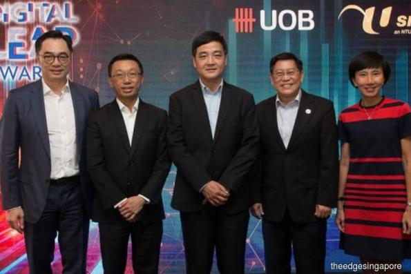 UOB and NTUC launch digital innovation awards programme for SMEs