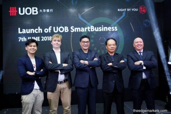UOB ties up with SAP to launch digital business solution for SMEs