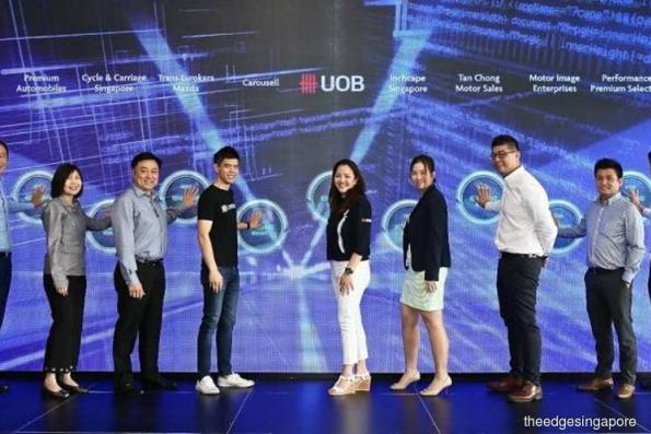 Get a car loan approved in just 15 mins with UOB's new digital car financing solution
