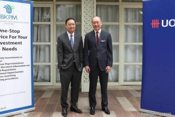 UOB reaffirms joint commitment with BKPM to promote foreign direct investments into Indonesia