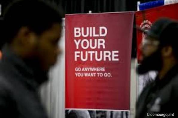 U.S. payrolls rise 304,000 as wage gains cool amid shutdown