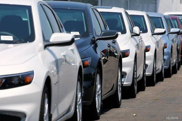 U.S. new vehicle retail sales seen rising 1.3% in August — JD Power and LMC