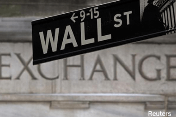 Wall St set to open higher, helped by GDP data