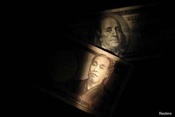 Dollar wobbles vs yen as risk aversion permeates, RBA awaited