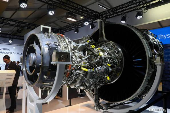 United Technologies soars as aerospace strength buoys outlook