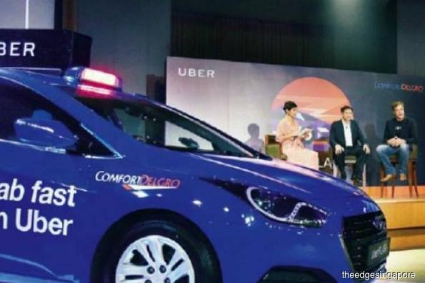 ComfortDelGro stuck in a jam as competition watchdog extends Uber alliance review